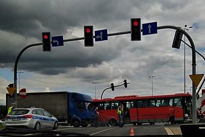 wypadek - most Zawackiej Toruń - Karolina Rumińska, nadesłane
