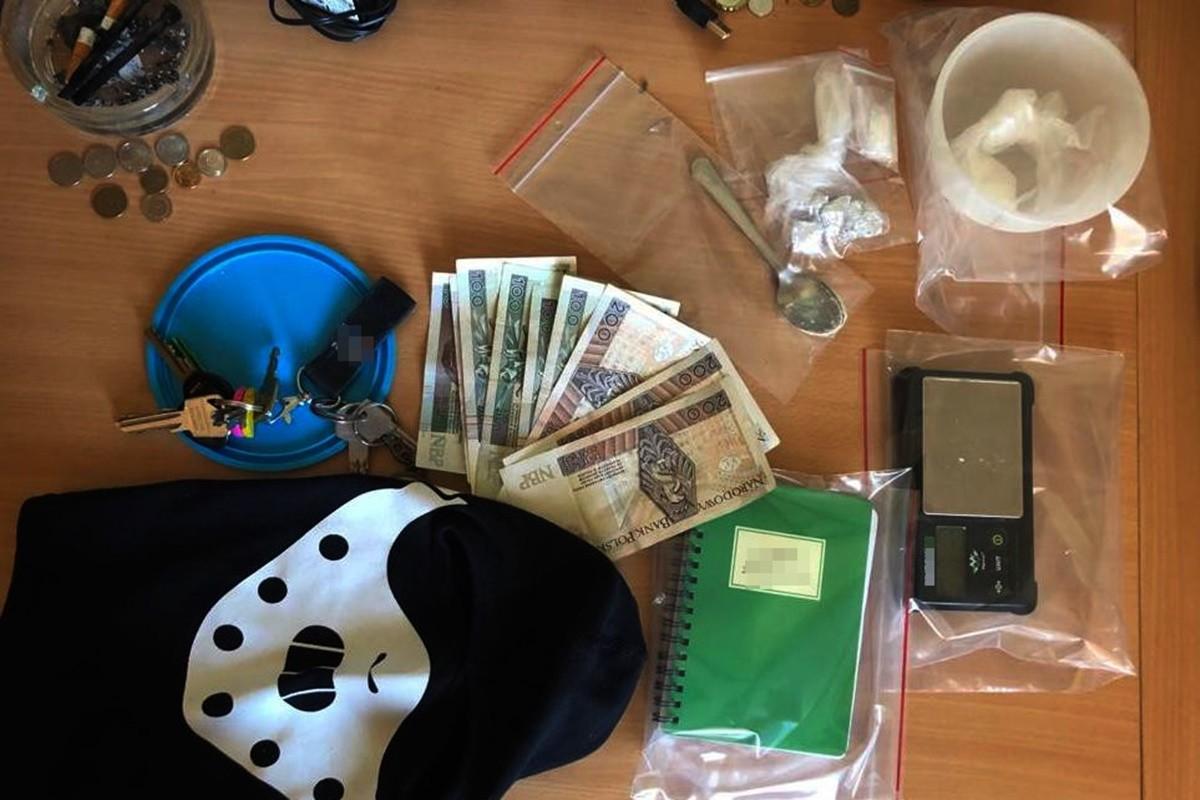 zabezpieczone narkotyki_ kwp bydgoszcz