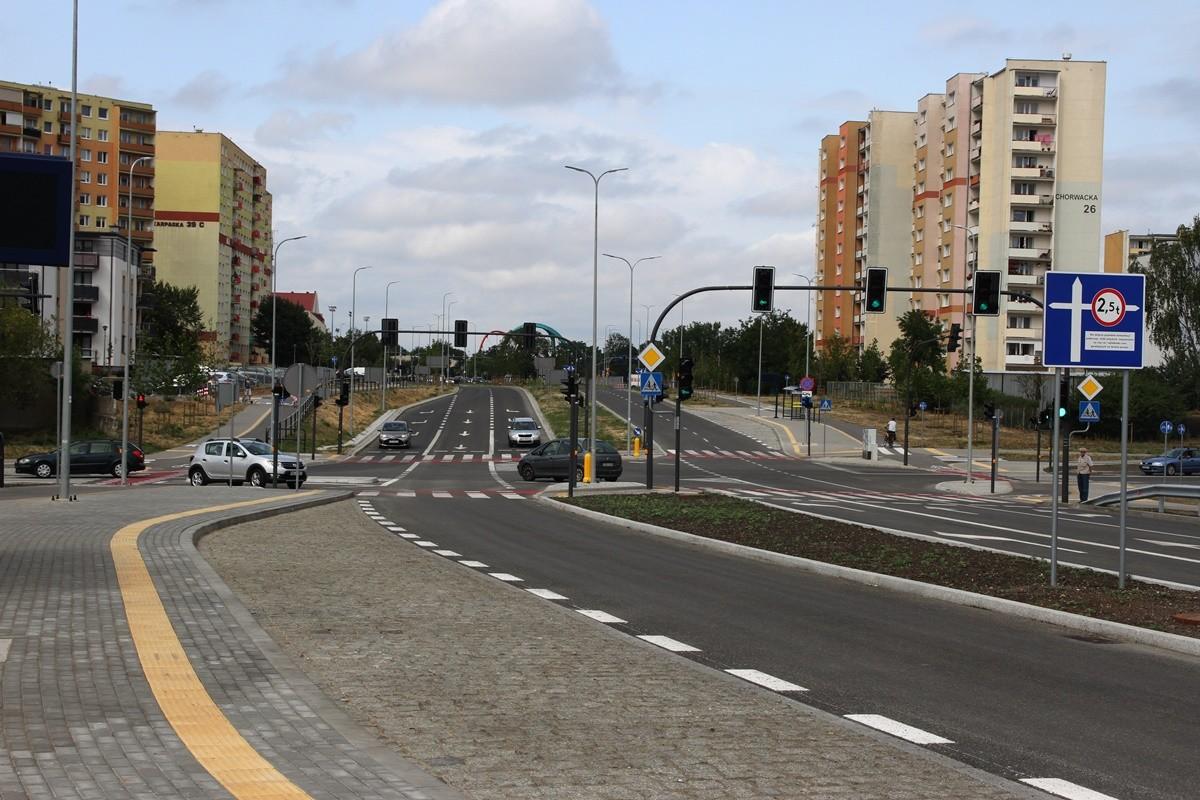 wiadukt trasa Uniwersytecka