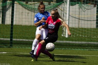 10-08-2019_ Ekstraliga piłki nożnej kobiet - 2 kolejka - AZS Kraków - KKP Rem Marco Bydgoszcz - AR (11)