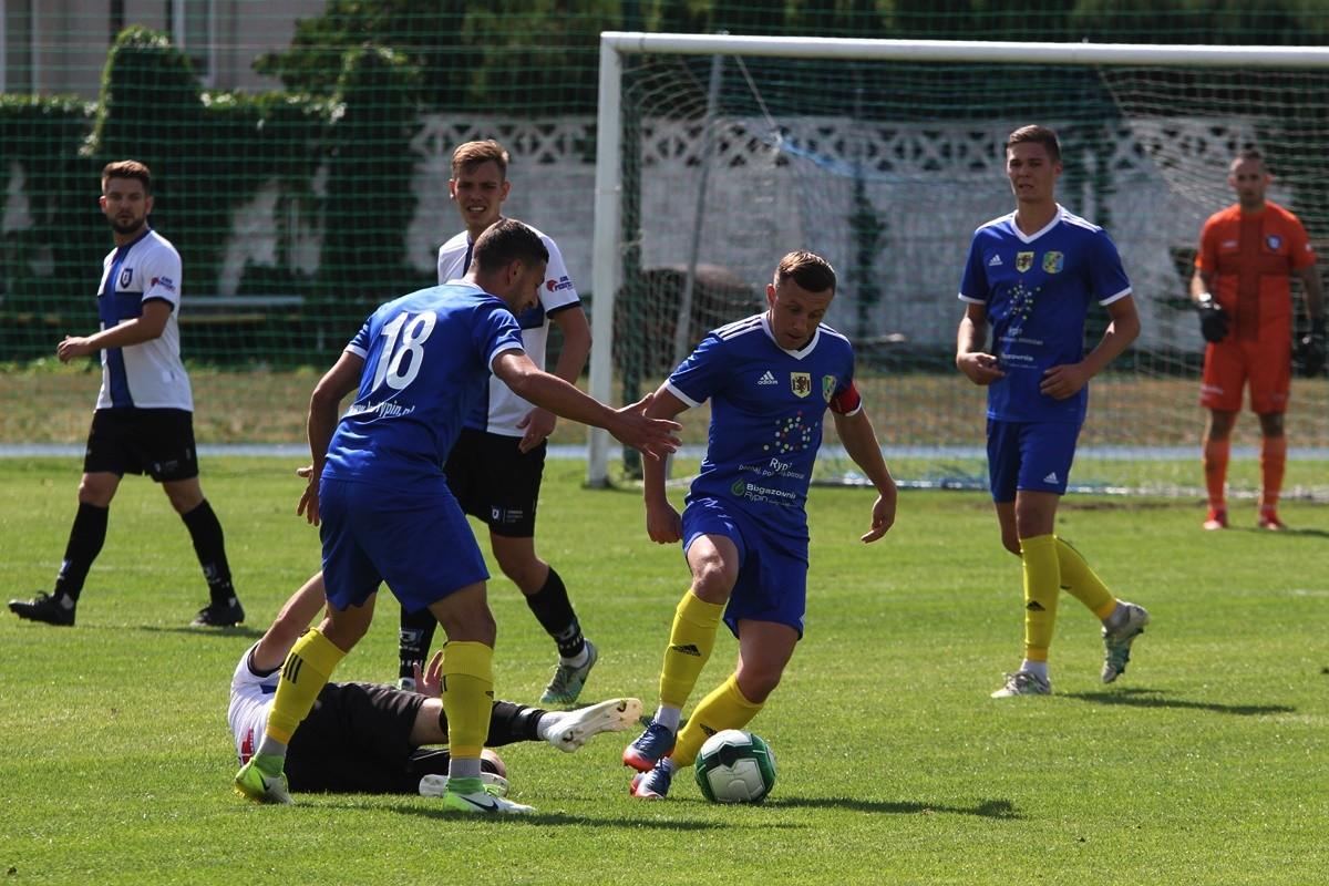 15-08-2019_ IV liga piłki nożnej_ SP Zawisza Bydgoszcz - Lech Rypin - SF (8)