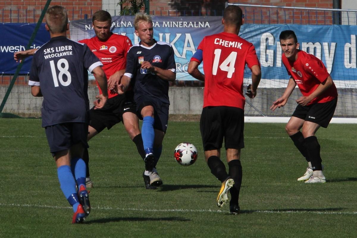 24-08-2019_ IV liga piłki nożnej_ Chemik Moderator Bydgoszcz - Lider Włocławek - SF (2)
