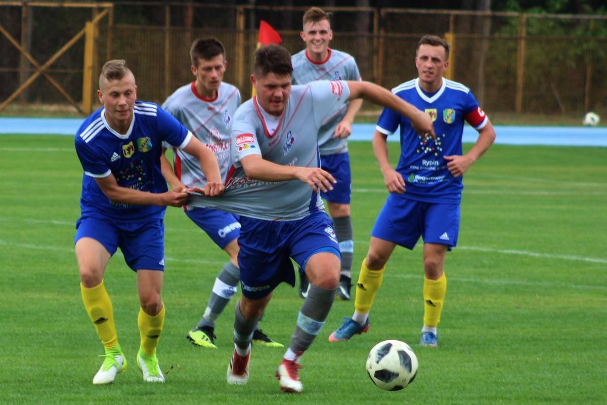 IV liga piłki nożnej_ Budowlany KS Bydgoszcz - Lech Rypin - JS (13)