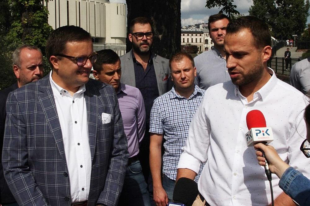 Inicjatywa Bydgoszcz, Ireneusz Nitkiewicz, Szymon Wiłnicki - ST