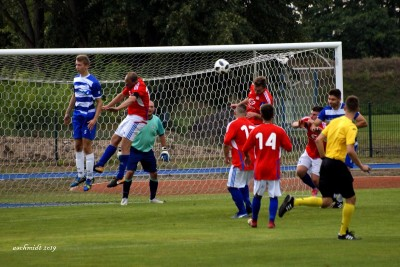 Klasa okręgowa, grupa II piłki nożnej - 1 kolejka_ Szubinianka Szubin - Gopło Kruszwica - AS (22)