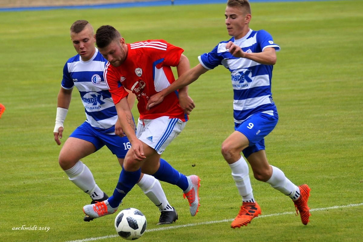 Klasa okręgowa, grupa II piłki nożnej - 1 kolejka_ Szubinianka Szubin - Gopło Kruszwica - AS (8)
