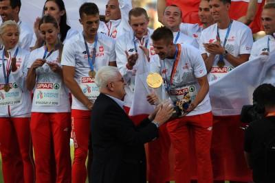 lekka atletyka_ DME_ złoty medal_ Marcin Lewandowski_ kadra Polski - SG