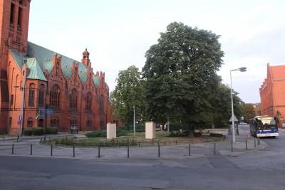 plac Kościeleckich Bydgoszcz