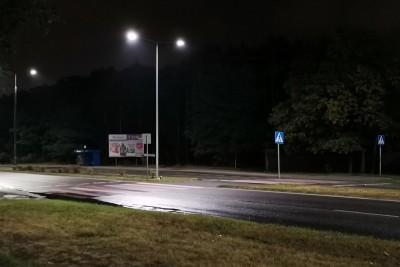 przejście dla pieszych - Fordońska-Wyszogrodzka Bydgoszcz - JS