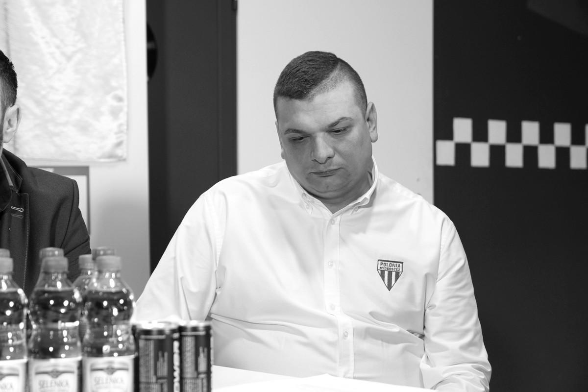 Łukasz Chojnacki - POLONIA BYDGOSZCZ - SG