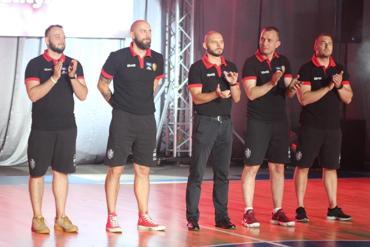 Łukasz Kulikowiec, Hubert Mazur, Artur Gronek, Grzegorz Skiba, Jakub Lorenc - SF