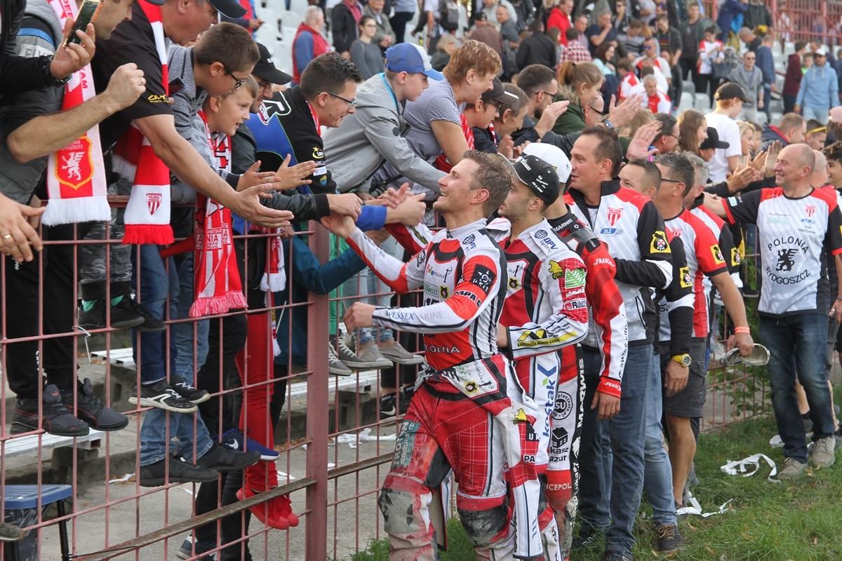 15-09-2019_ Zooleszcz Polonia Bydgoszcz - feta po awansie do Nice I Ligi Żużlowej - SF (10)