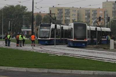 27-09-2019_ Tramwaje na Górnym Tarasie, Wojska Polskiego - Szarych Szeregów - SF (16)
