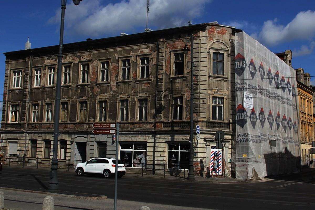 Kamienica - ul. Warmińskiego Bydgoszcz - SF