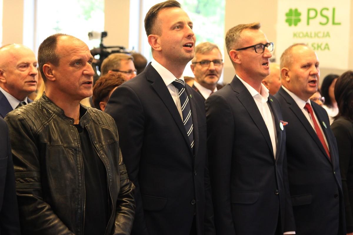 Władysław Kosiniak-Kamysz, Paweł Kukiz, Zbigniew Sosnowski