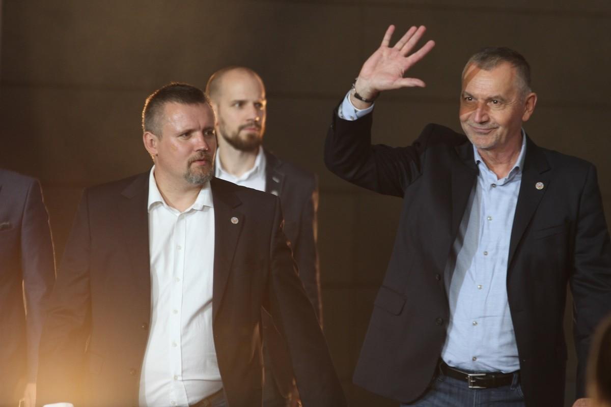Tomasz Herkt, Piotr Kulpeksza - SF