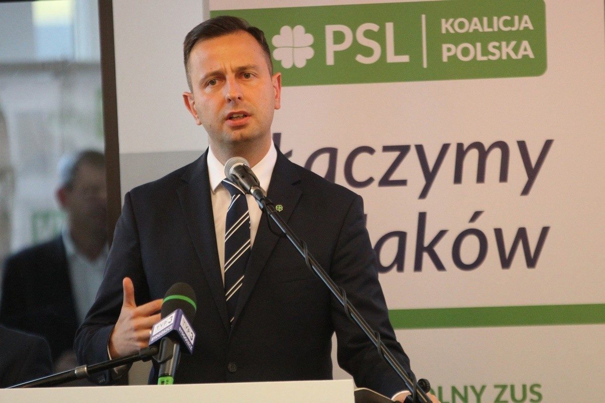 Władysław Kosiniak-Kamysz - SF