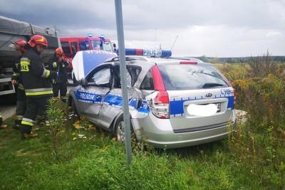 policja, wypadek - andruszczenko 2