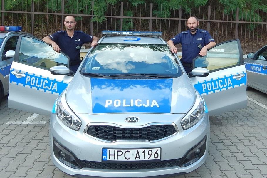 policjanci radziejow - kpp radziejow