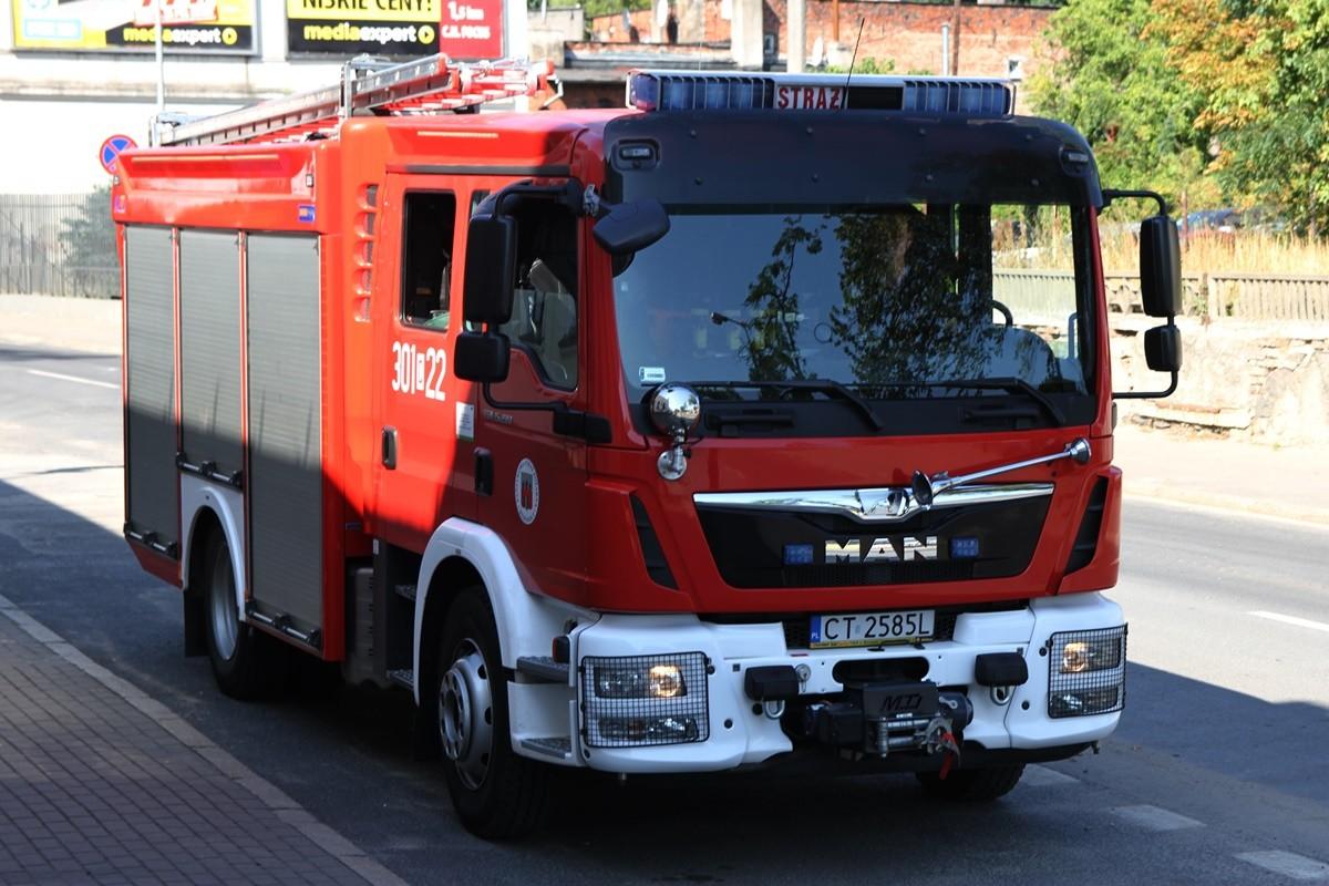 straż pożarna - SF