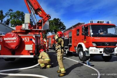 straż pożarna - na sygnale - ZK