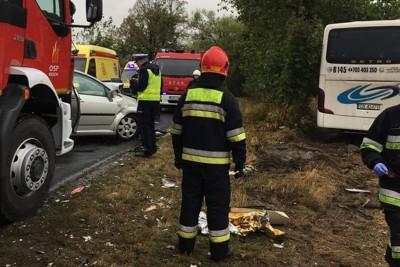 wypadek Sicienko - OSP Wojnowo-6