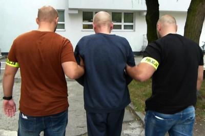 zatrzymany - KMP Toruń