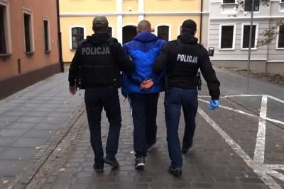 zatrzymany - posiadanie narkotyków - KWP Bydgoszcz