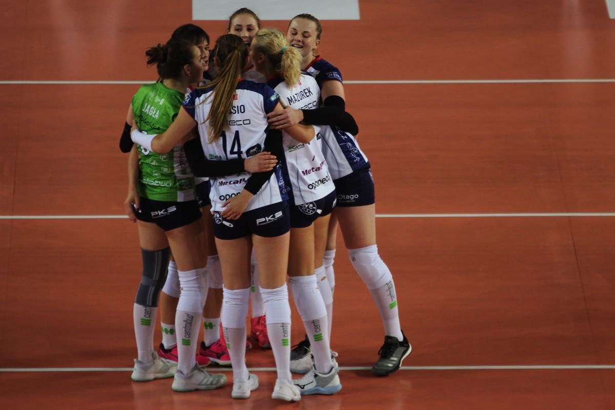12-10-2019_ Liga Siatkówki Kobiet_ Bank Pocztowy Pałac Bydgoszcz - Grot Budowlani Łódź - SF, JS (4)