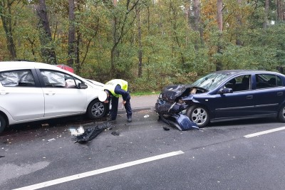 16-10-2019_ wypadek DW317 Nowa Wieś - KMP Włocławek (1)