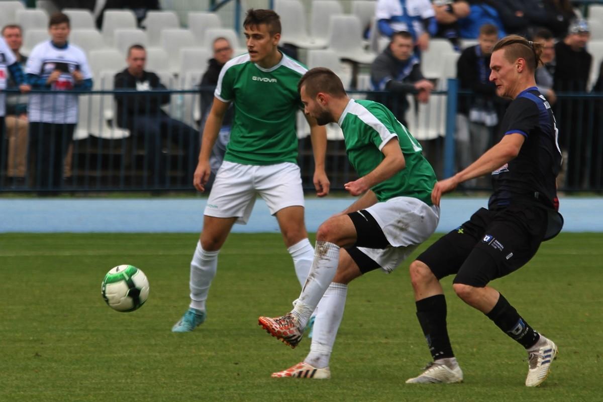 19-10-2019_ piłka nożna IV liga kujawsko-pomorska_ SP Zawisza Bydgoszcz - Kujawianka Izbica Kujawska - SF (11)