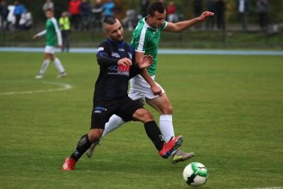 19-10-2019_ piłka nożna - IV liga kujawsko-pomorska_ SP Zawisza Bydgoszcz - Kujawianka Izbica Kujawska - SF