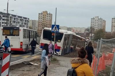 19-10-2019_ wypadek - rondo Kujawskie, Szymon Antkowiak-2