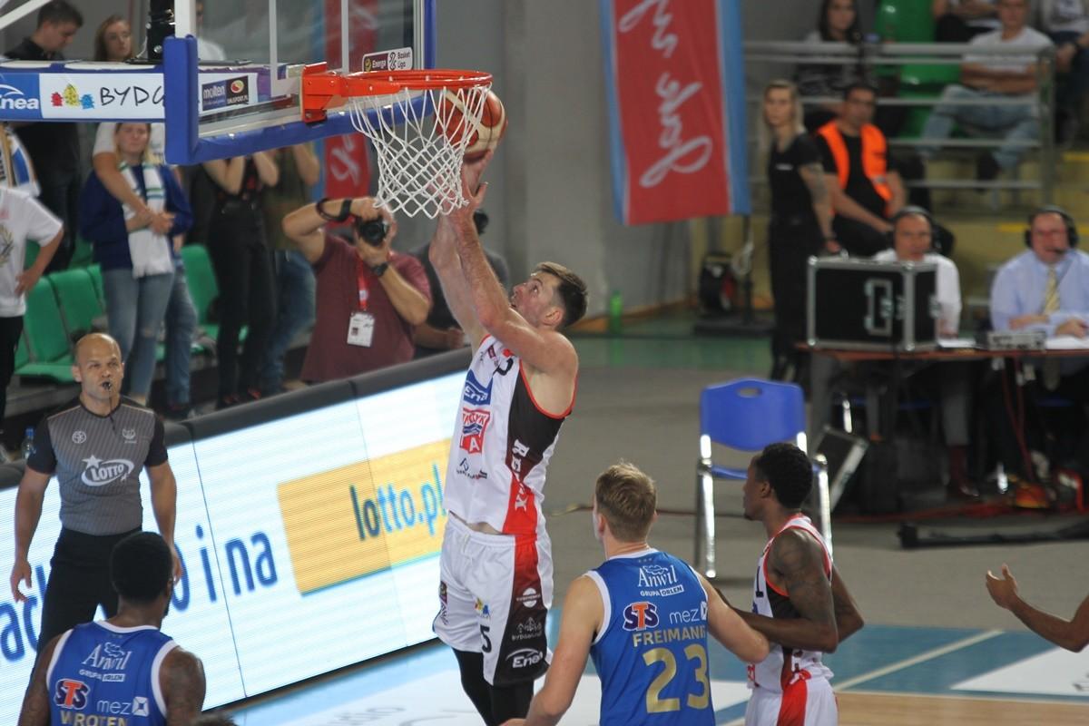 20-10-2019_ Energa Basket Liga - Immobile Łuczniczka_ Enea Astoria Bydgoszcz - Anwil Włocławek - Łukasz Frąckiewicz - SF