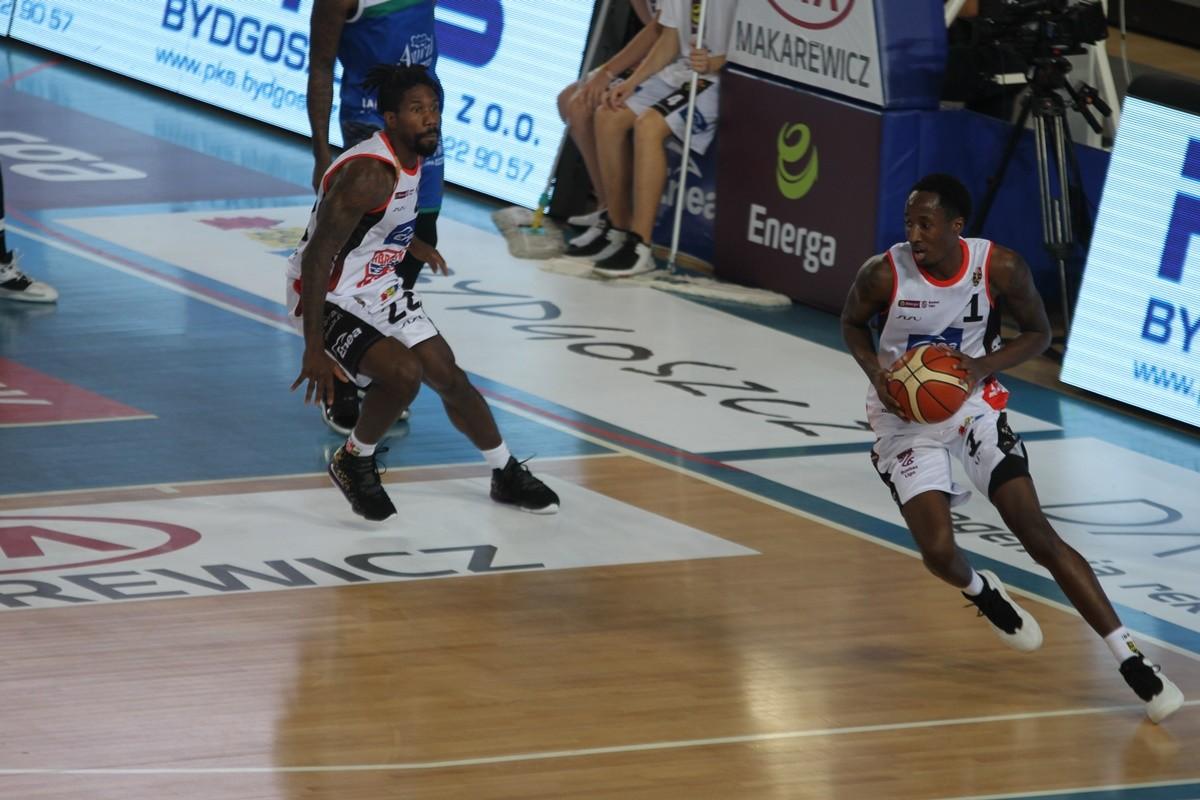 20-10-2019_ Energa Basket Liga - Immobile Łuczniczka_ Enea Astoria Bydgoszcz - Anwil Włocławek - AJ Walton, Kris Clyburn - SF