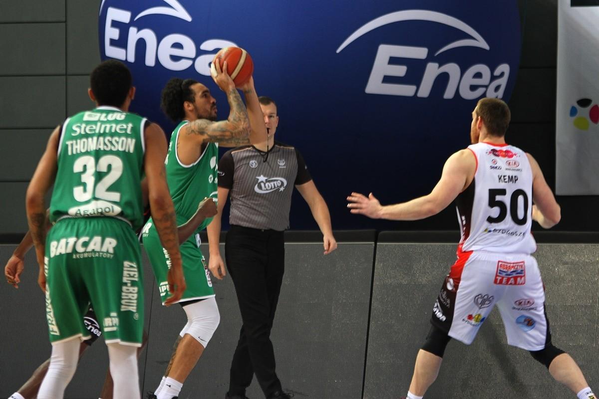 27-10-2019_ koszykówka, Energa Basket Liga_ Enea Astoria Bydgoszcz - Stelmet Enea BC Zielona Góra_ Drew Gordon - SF