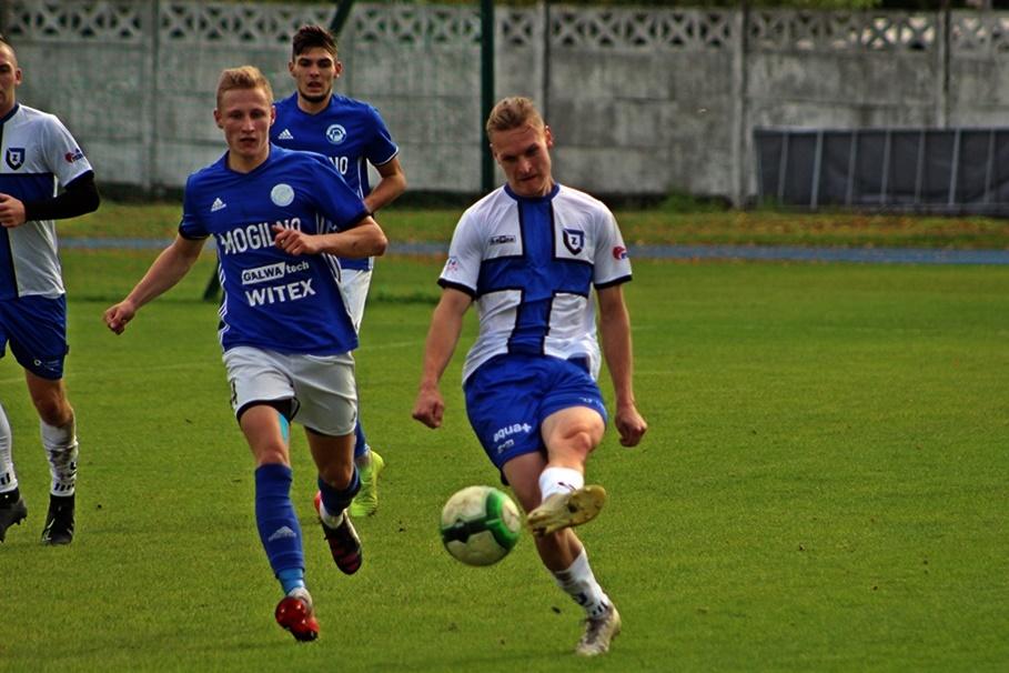 5-10-2019_ IV liga kujawsko-pomorska_ SP Zawisza Bydgoszcz - Pogoń Mogilno_ fot. Łukasz Gełda (5)