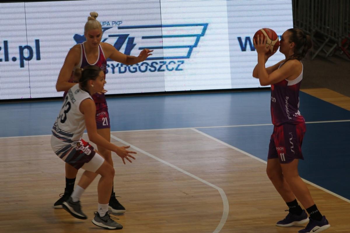 9-10-2019_ Energa Basket Liga Kobiet_ Artego Bydgoszcz - DGT Politechnika Gdańska - SF
