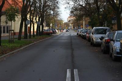 Ulica Dwernickiego Bydgoszcz - SF