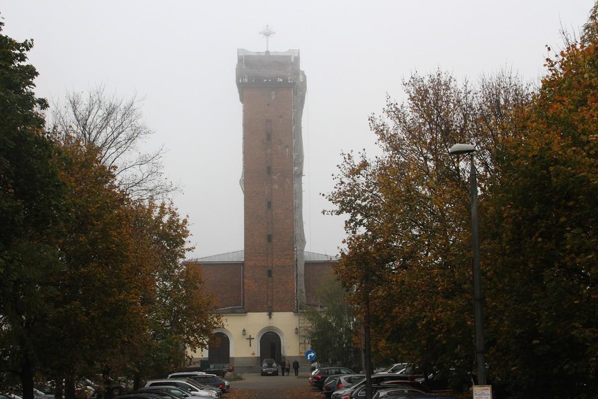 Kościół - parafia pw. św. Antoniego z Padwy - Głucha Bydgoszcz - SF
