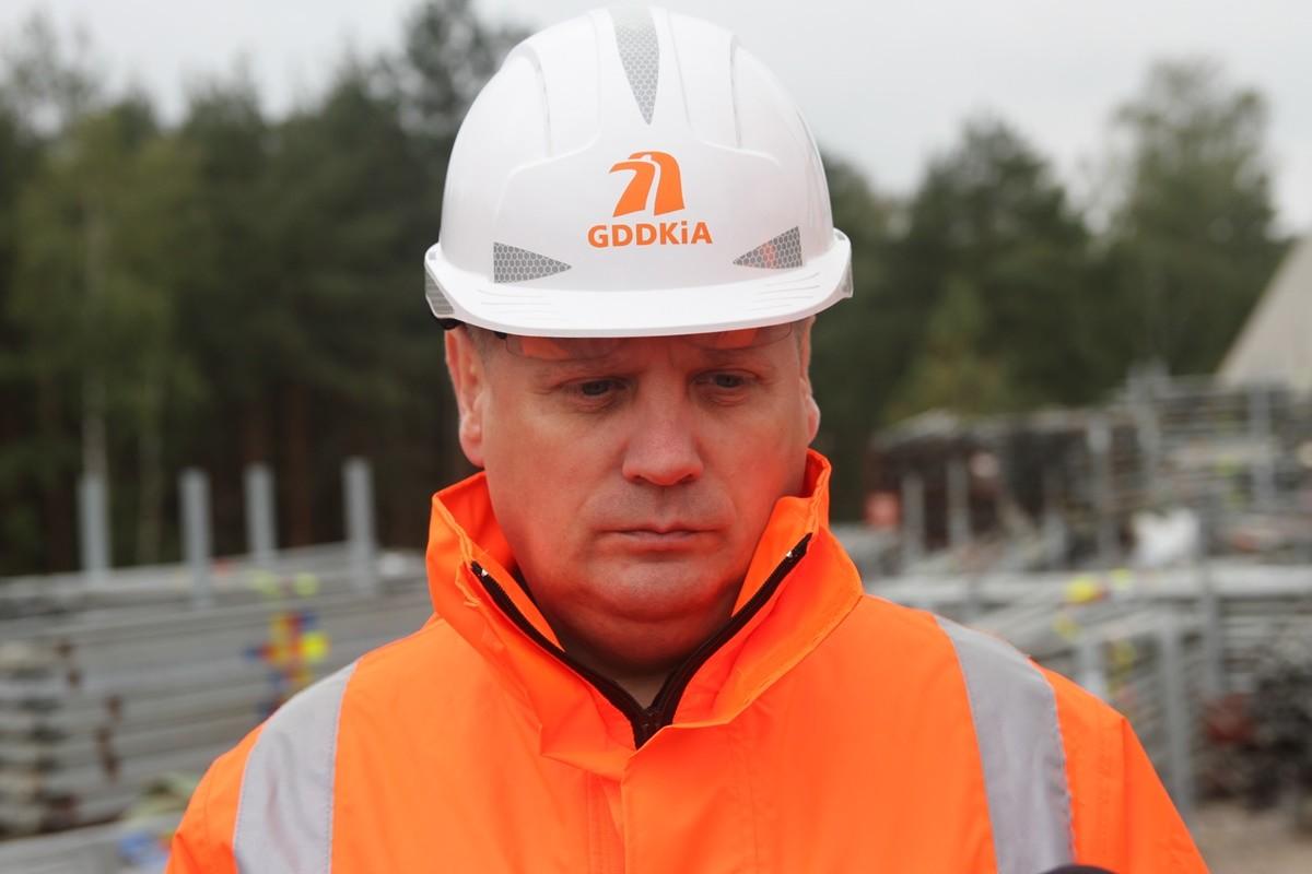 Radosław Kantak - GDDKiA Bydgoszcz - SF