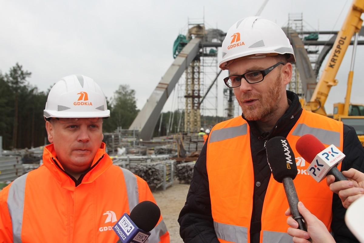 Radosław Kantak, Tomasz Okoński_ GDDKiA Bydgoszcz - SF
