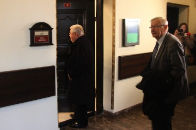 Sąd Okręgowy Bydgoszcz - bp Jan Tyrawa, mec. Edmund Dobecki - SF