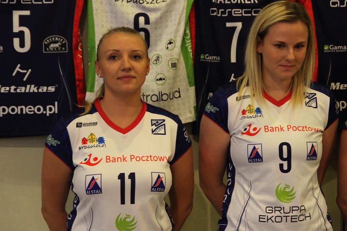 Tereza Vanzurova, Marta Biedziak - SF