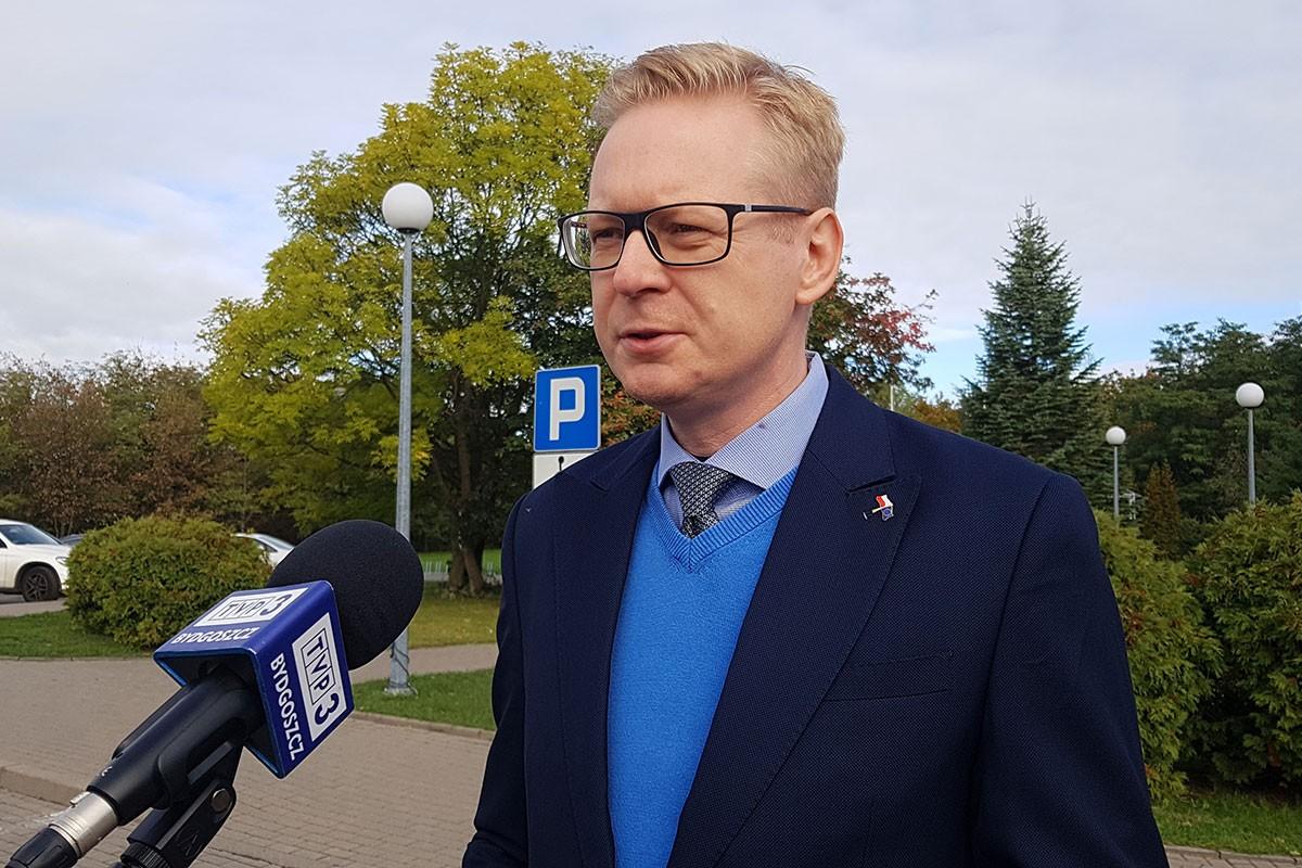 Michał Stasiński Bydgoszcz