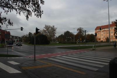 rondo Grunwaldzkie - SF