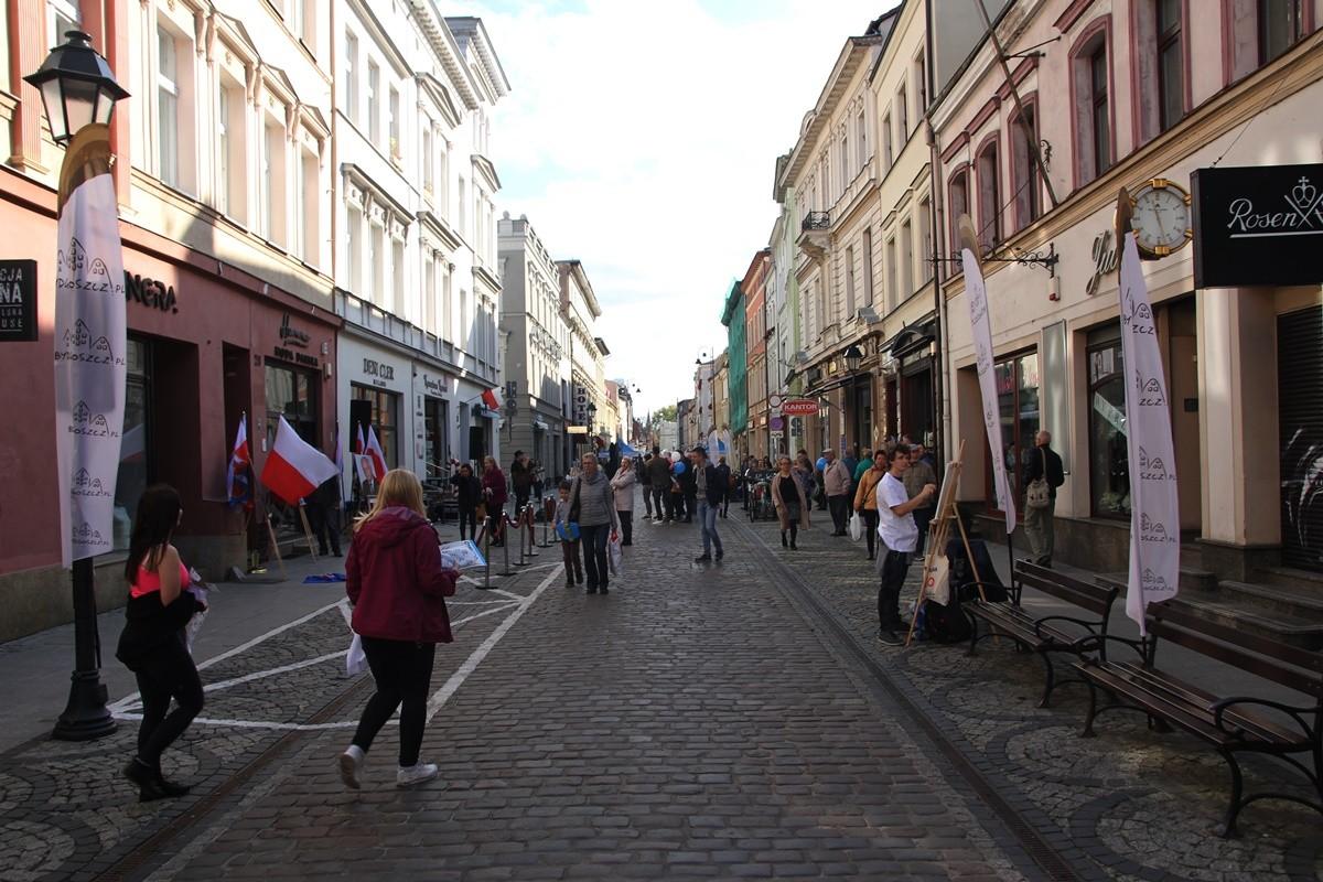 ulica Długa Bydgoszcz - SF-1