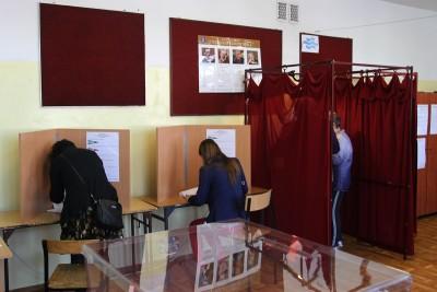 wybory - głosowanie - SF-3