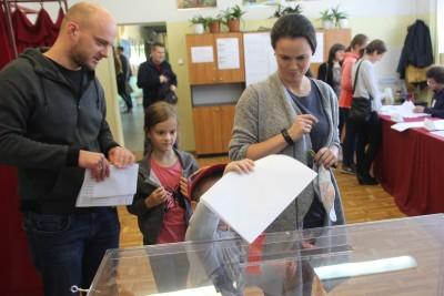 wybory - głosowanie - SF-4