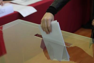 wybory - głosowanie - SF